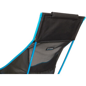 Helinox Sunset Silla, black/blue